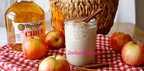 Cinnamon-Apple-Cider-Smoothie