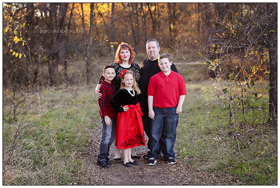 Pierce Family105web